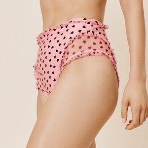 For love and lemons Claudia Highwaisted Bottoms
